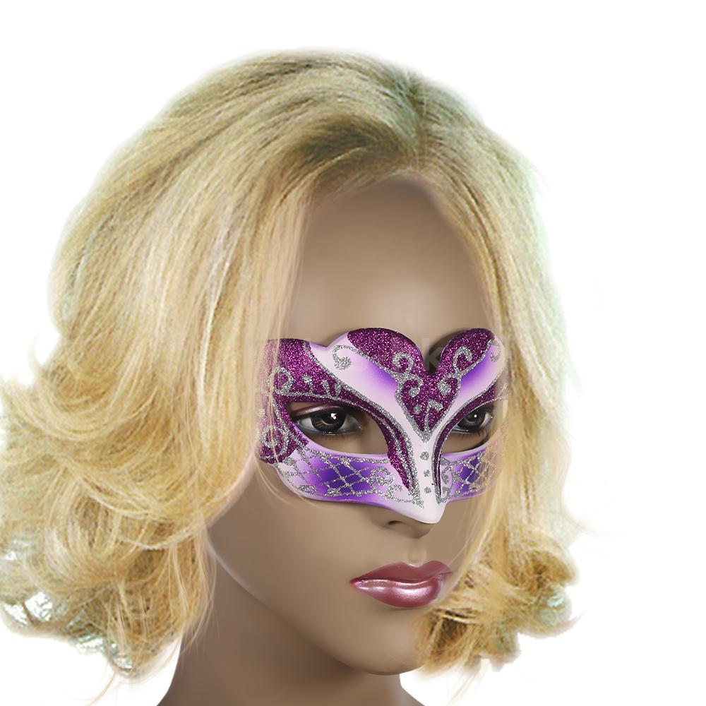 Questa maschera di plastica alla moda può essere una grande aggiunta per il  vostro Halloween o mascherata costume. E  molto facile per abbinare i  vestiti e ... 56a7fcde7b96