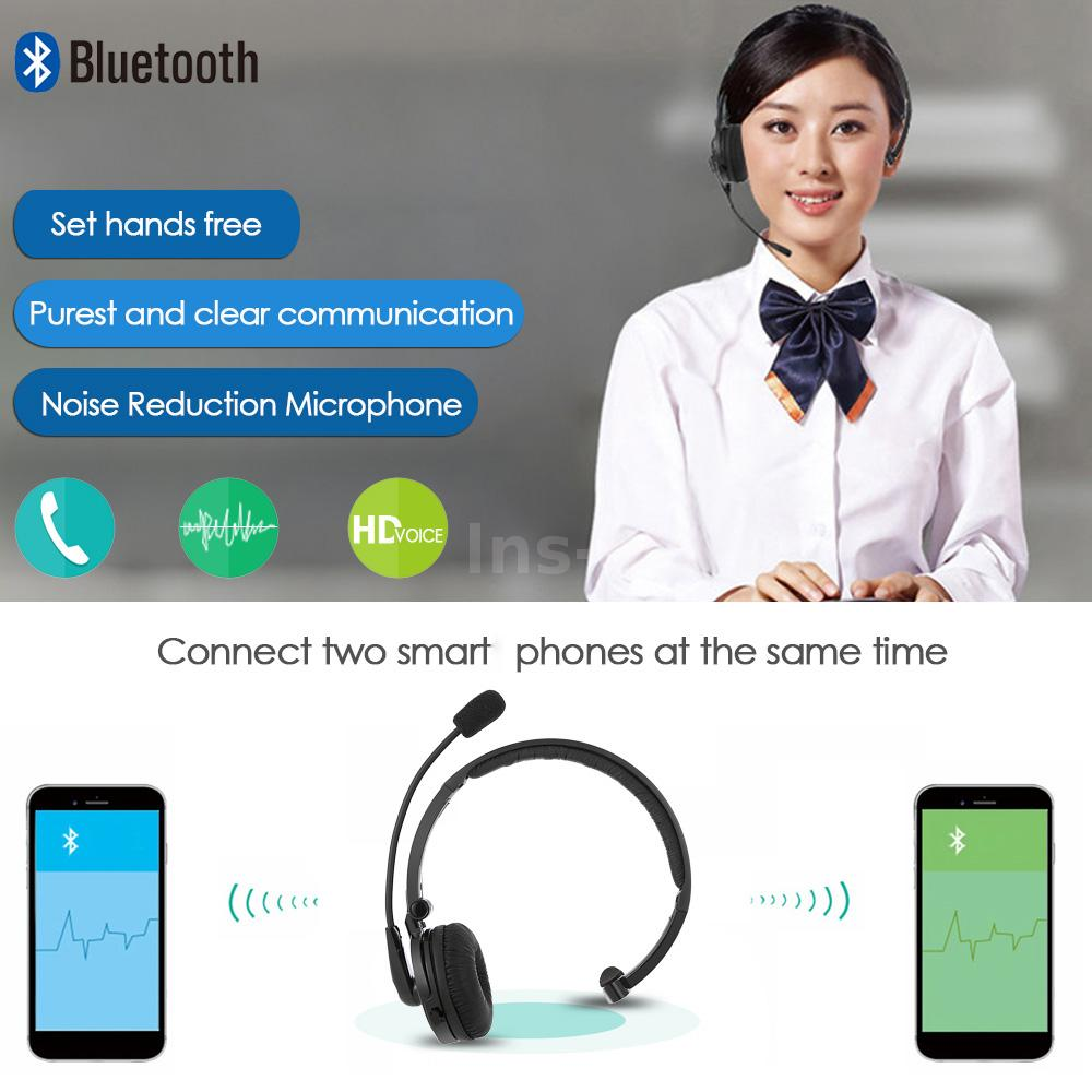 SK-BH-M10B Wireless Bluetooth Stereo Headphone is specially designed for  business 89cae9846a7d